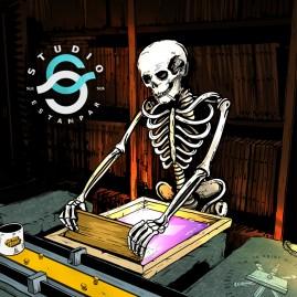 Skull Printer