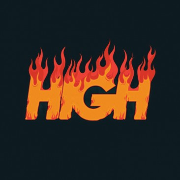 T-shirt High Compay