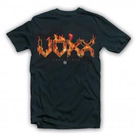 T-shirt Fire art