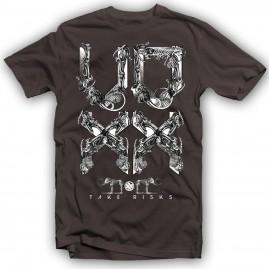 T-shirt Skeleton Art